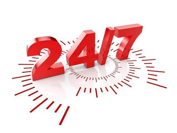 הובלות 24 שעות ביממה